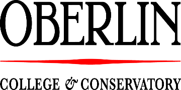 Logo for Oberlin College and Conservatory